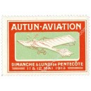 Autun-Aviation, Mai 1913
